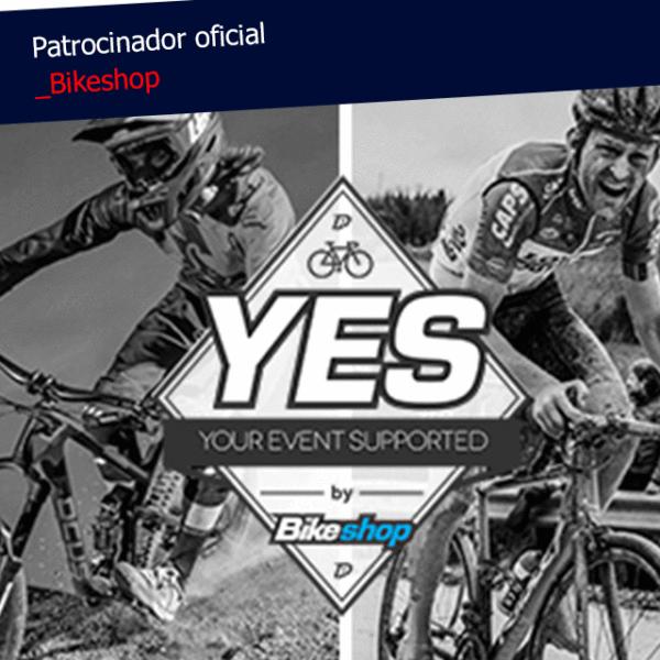 La web de referencia en el mundo de la bicicleta Bikeshop.es nuevo patrocinador de La Cantabrona