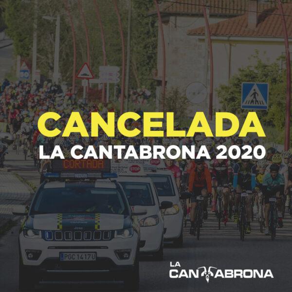La sexta edición de la Marcha Cicloturista La Cantabrona, prevista para el 3 de octubre, se cancela definitivamente