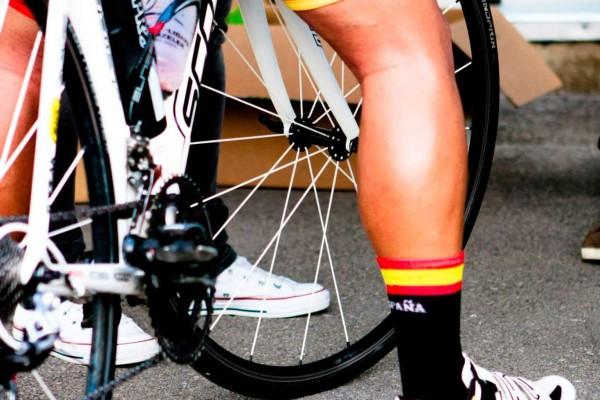 Comprometida con el ciclismo base