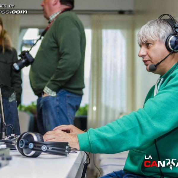 Siguen en directo el discurrir de la prueba con Onda Occidental, la emisora de radio oficial de La Cantabrona 2016
