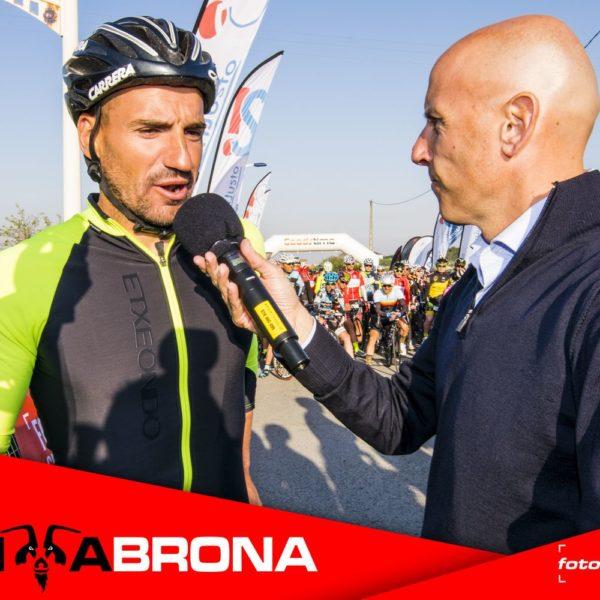 Juan Mari Guajardo, la voz de la Vuelta España, repite en La Cantabrona 2017