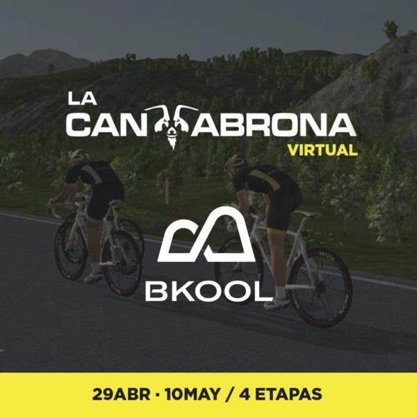 La organización de La Cantabrona prepara su primera Liga Virtual a través de la plataforma bkool