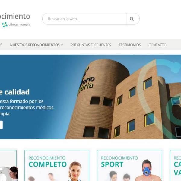 Unidad de Reconocimientos Médicos de Clínica Mompia, con La Cantabrona 2016